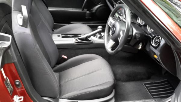 2007 (07) Mazda MX-5 1.8i 2dr For Sale In Waltham Abbey, Essex