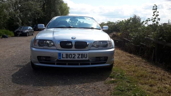 2002 (02) BMW 3 Series 330 Ci 2dr For Sale In Waltham Abbey, Essex