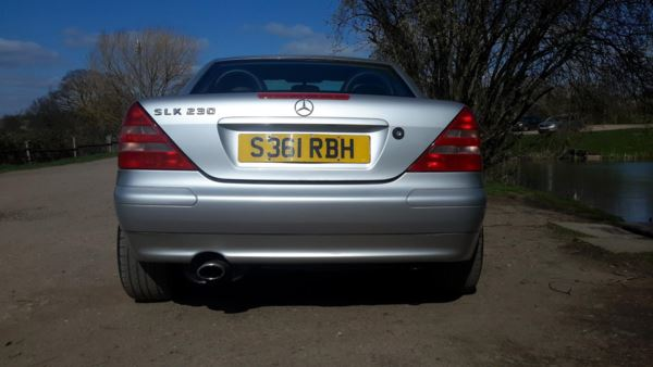 1998 (S) Mercedes-Benz SLK SLK 230K 2dr Auto For Sale In Waltham Abbey, Essex