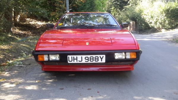 1983 (Y) Ferrari Mondial Coupe For Sale In Waltham Abbey, Essex