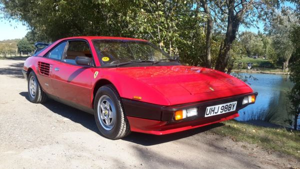 1983 Ferrari Mondial Coupe For Sale In Waltham Abbey, Essex