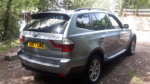 2007 (07) BMW X3 3.0d SE 5dr Step Auto For Sale In Waltham Abbey, Essex