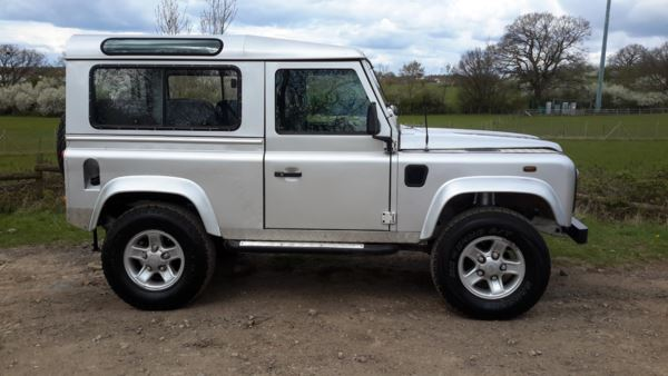 2004 (04) Land Rover Defender 90 county For Sale In Waltham Abbey, Essex