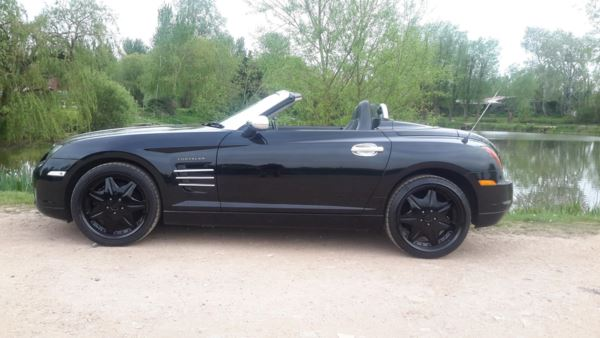 2005 (54) Chrysler Crossfire For Sale In Waltham Abbey, Essex