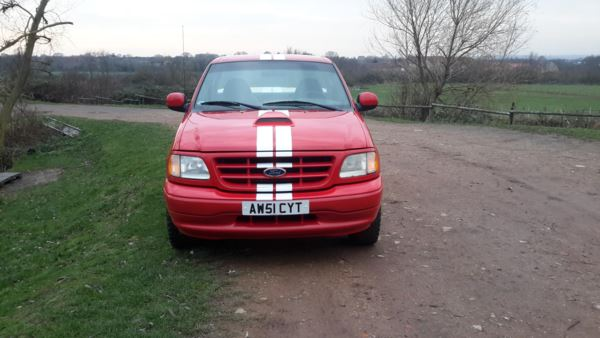 2002 (51) Ford F150 F150 single cab 4.2 v6 For Sale In Waltham Abbey, Essex