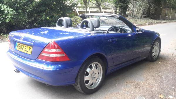 2002 (02) Mercedes-Benz SLK SLK 200K 2dr For Sale In Waltham Abbey, Essex