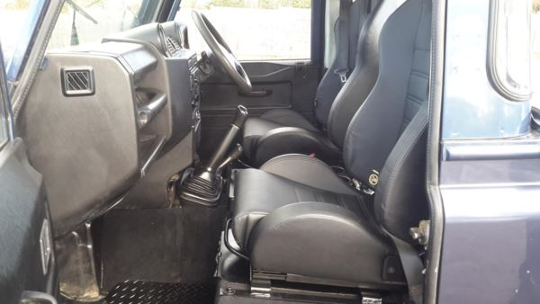 2008 (08) Land Rover Defender 90 PickUp TDCi For Sale In Waltham Abbey, Essex