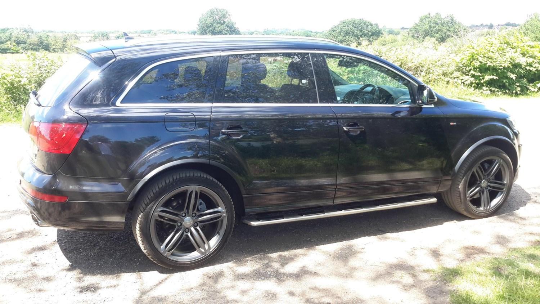 Used Audi Q7 3 0 TDI 245 Quattro S Line Plus 5dr Tip Auto 5 Doors