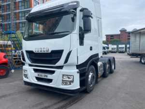 2016 66 Iveco STRALIS AS440S46TX/P S-A AUTO BOX Doors NA