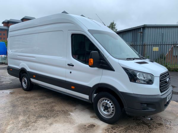 2018 (18) Ford Transit 2.0 TDCi 130ps H3 Van For Sale In Salford Quays, Manchester