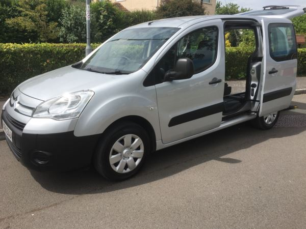 2010 (10) Citroen Berlingo Multispace 1.6i 16V VT 5dr WHEELCHAIR /CAMPER 27800 MILES For Sale In Bridgwater, Somerset
