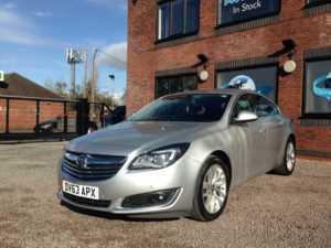 2013 63 Vauxhall Insignia 2.0 CDTi Elite Hatchback 5dr Diesel Auto (148 g/km, 161 bhp) 5 Doors Hatchback