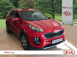 Kia Sportage 1.7 CRDi ISG GT-Line !!AVAILABLE NOW!! For Sale In Lee on Solent, Hampshire