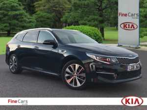 2018 18 Kia Optima 1.7 CRDi ISG 3 5 Doors Saloon