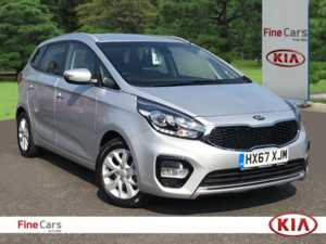 2017 (67) Kia Carens 1.6 GDi 2 For Sale In Lee on Solent, Hampshire