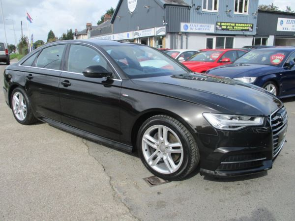 2016 (16) Audi A6 2.0 TDI Ultra S Line 4dr S Tronic For Sale In Preston, Lancashire