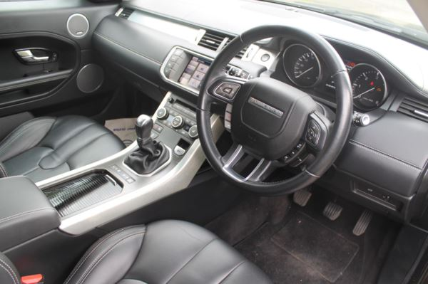 2013 (13) Land Rover Range Rover Evoque 2.2 SD4 Prestige [ PANORAMIC GLASS ROOF ] For Sale In Cheltenham, Gloucestershire