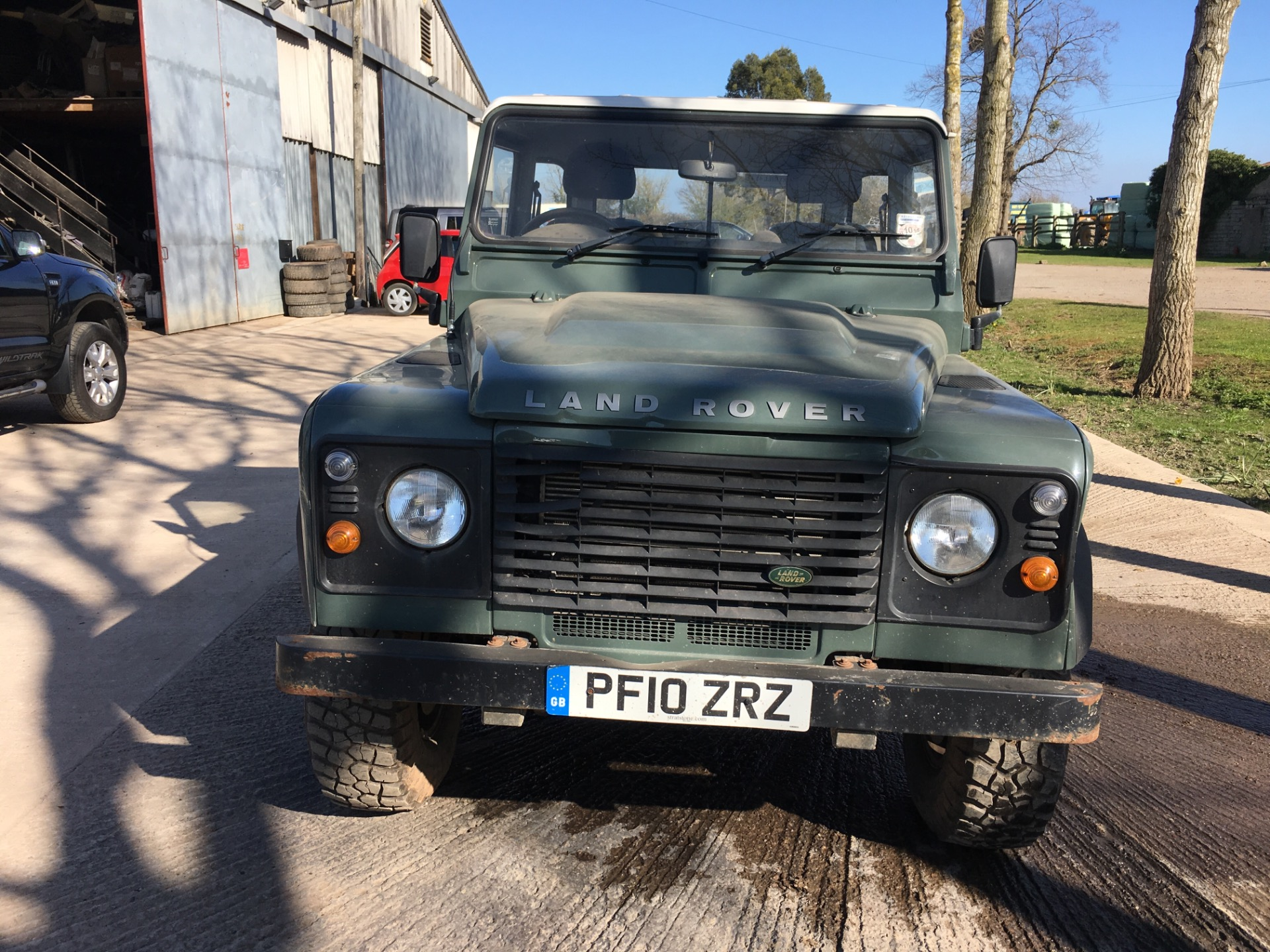 2010 (10) Land Rover Defender PickUp TDCi For Sale In Tirley, Gloucestershire
