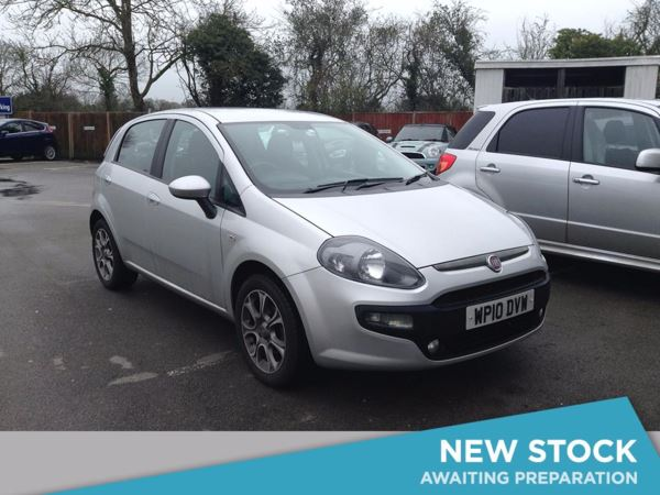 (2010) Fiat Punto Evo 1.4 GP 5dr Bluetooth Connection - Air Conditioning - Alloys
