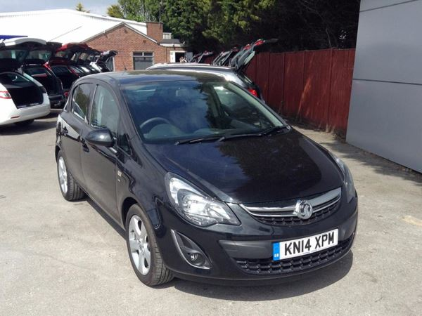 (2014) Vauxhall Corsa 1.2 SXi 5dr [AC] £960 Of Extras - Aux MP3 Input - Cruise Control - Air Conditioning - 1 Owner