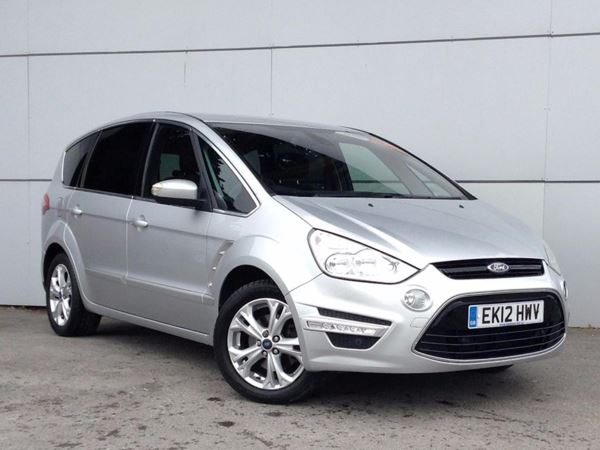 (2012) Ford S-MAX 2.0 TDCi 163 Titanium 5dr £770 Of Extras - Bluetooth Connection - Parking Sensors - DAB Radio