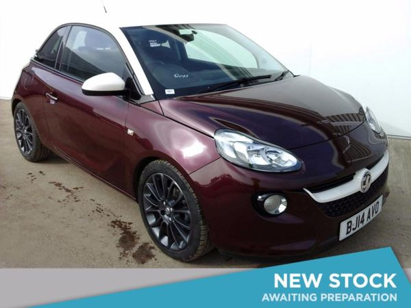 (2014) Vauxhall Adam 1.2i Jam 3dr £1615 Of Extras - Bluetooth Connection - DAB Radio - Aux MP3 Input