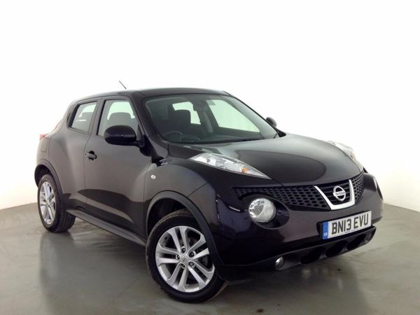 (2013) Nissan Juke 1.5 dCi Acenta 5dr - SUV 5 Seats Bluetooth Connection - USB Connection - Cruise Control - Climate Control