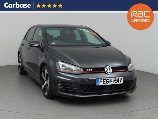 (2014) Volkswagen Golf 2.0 TSI GTI 5dr DSG Auto £1285 Of Extras - Satellite Navigation - Bluetooth Connection - Parking Sensors