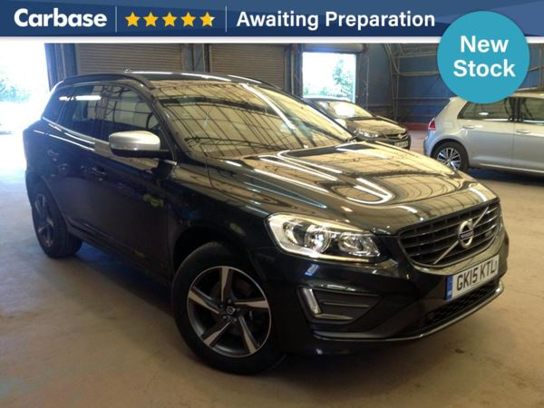 (2015) Volvo XC60 D4 [181] R DESIGN 5dr - SUV 5 Seats £1100 Of Extras - Luxurious Leather - Bluetooth Connection - Parking Sensors - DAB Radio