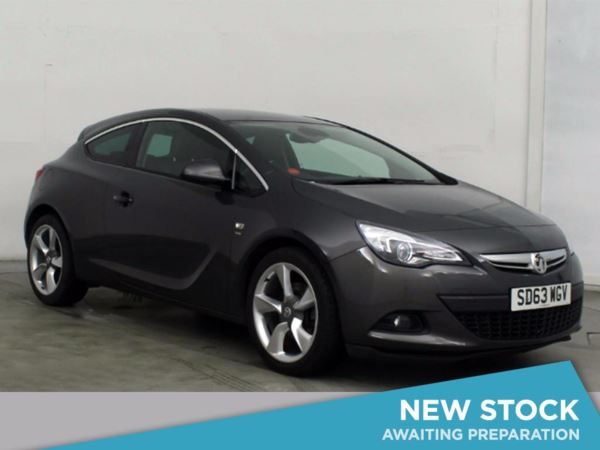 (2014) Vauxhall Astra GTC 1.4T 16V 140 SRi 3dr £1165 Of Extras - Bluetooth Connection - DAB Radio - Aux MP3 Input
