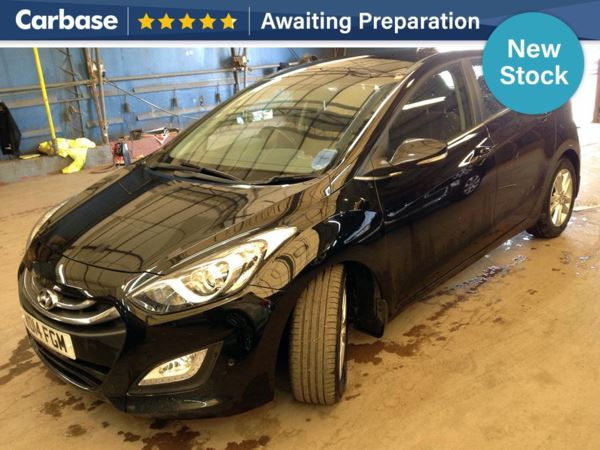 (2014) Hyundai i30 1.6 CRDi [128] Blue Drive Style Nav 5dr Satellite Navigation - Bluetooth Connection - Parking Sensors - Rain Sensor - Cruise Control