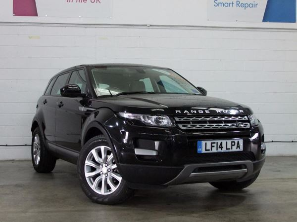 (2014) Land Rover Range Rover Evoque 2.2 eD4 Pure 5dr [Tech Pack] 2WD £1170 Of Extras - Panoramic Roof - Satellite Navigation - Bluetooth Connection