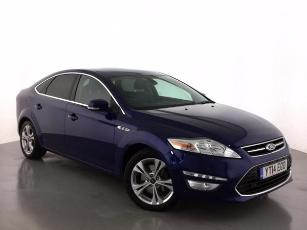 (2014) Ford Mondeo 2.0 TDCi 140 Titanium X Business Edition 5dr Satellite Navigation - Bluetooth Connection - £30 Tax - Parking Sensors
