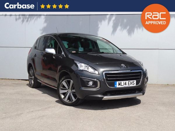 (2014) Peugeot 3008 1.6 HDi 115 Allure 5dr - MPV 5 Seats Panoramic Roof - Satellite Navigation - Bluetooth Connection - Aux MP3 Input