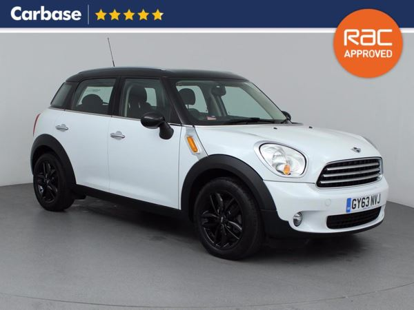 (2013) MINI Countryman 1.6 Cooper D 5dr £1090 Of Extras - Bluetooth Connection - £30 Tax - Parking Sensors - DAB Radio
