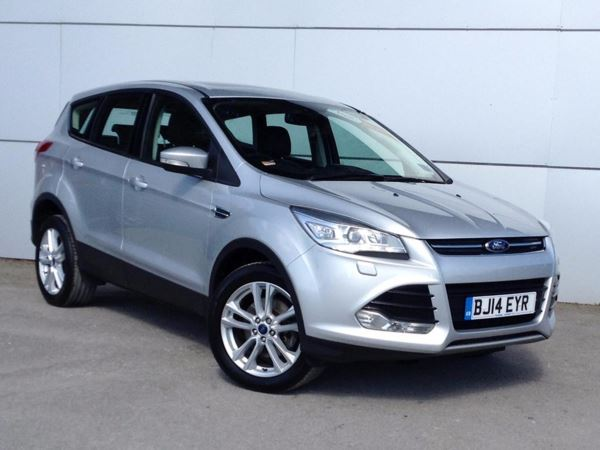 (2014) Ford Kuga 2.0 TDCi Titanium X 5dr Estate 2WD - SUV 5 Seats £895 Of Extras - Panoramic Roof - Luxurious Leather - Bluetooth Connection