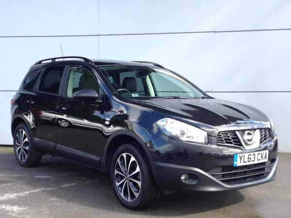 (2014) Nissan Qashqai+2 1.5 dCi [110] 360 5dr - 7 SEATS Panoramic Roof - Satellite Navigation - Bluetooth Connection