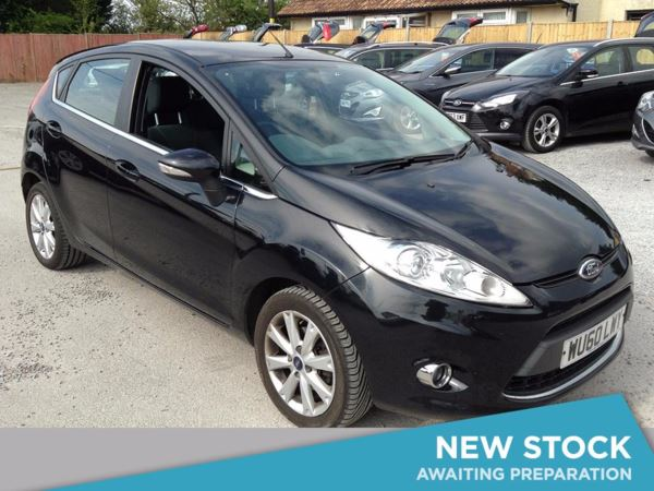 (2010) Ford Fiesta 1.4 Zetec 5dr £645 Of Extras - USB Connection - Air Conditioning