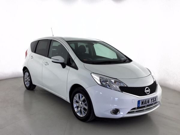 (2014) Nissan Note 1.5 dCi Acenta Premium 5dr - Mini MPV 5 Seats Satellite Navigation - Bluetooth Connection - Zero Tax - USB Connection