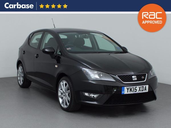 (2015) SEAT Ibiza 1.6 TDI CR FR 5dr £840 Of Extras - Bluetooth Connection - £30 Tax - Aux MP3 Input - Cruise Control