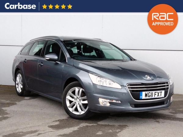 (2011) Peugeot 508 1.6 HDi 112 Active 5dr Estate £935 Of Extras - Panoramic Roof - Parking Sensors - Aux MP3 Input