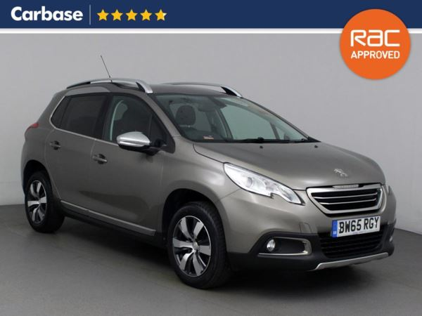 (2016) Peugeot 2008 1.6 BlueHDi 120 Allure 5dr - SUV 5 Seats Bluetooth Connection - Alcantara - Cruise Control - Climate Control - Alloys - Engine Start Stop