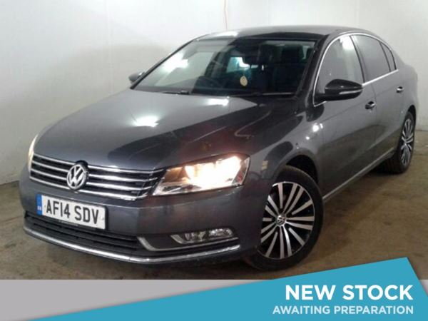 (2014) Volkswagen Passat 2.0 TDI Bluemotion Tech Executive 4dr £1570 Of Extras - Satellite Navigation - Luxurious Leather - Bluetooth