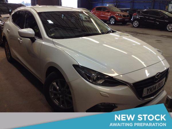(2014) Mazda 3 2.2d SE-L Nav 5dr Satellite Navigation - Bluetooth Connection - £20 Tax - Parking Sensors