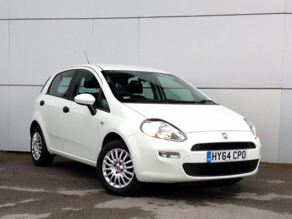 (2014) Fiat Punto Evo 1.2 Active 5dr Low Miles - Low Insurance
