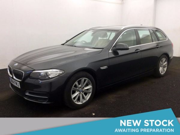(2014) BMW 5 Series 520d SE 5dr Touring £950 Of Extras - Satellite Navigation - Bluetooth Connection - Parking Sensors