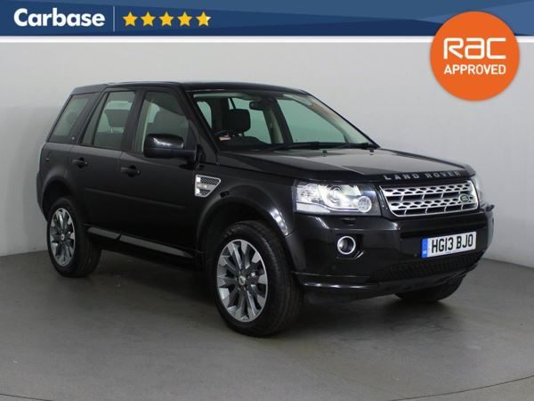 (2013) Land Rover Freelander 2.2 SD4 HSE LUX 5dr Auto - SUV 5 Seats £1120 Of Extras - Panoramic Roof - Satellite Navigation - Luxurious Leather - Bluetooth Connection