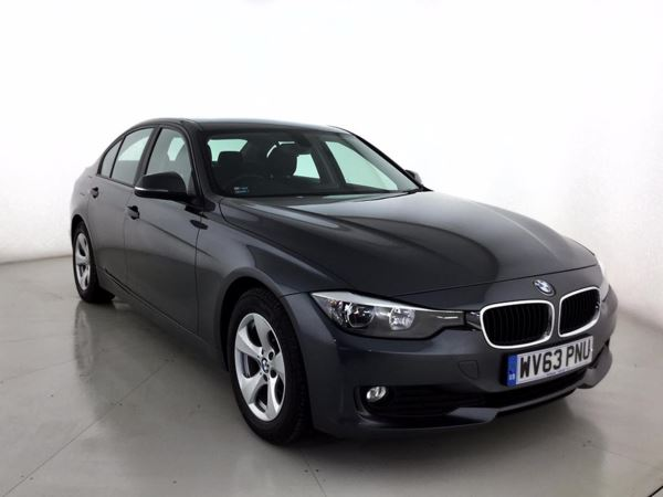 (2013) BMW 3 Series 320d EfficientDynamics 4dr Step Auto £2195 Of Extras - Bluetooth Connection - £20 Tax - Parking Sensors