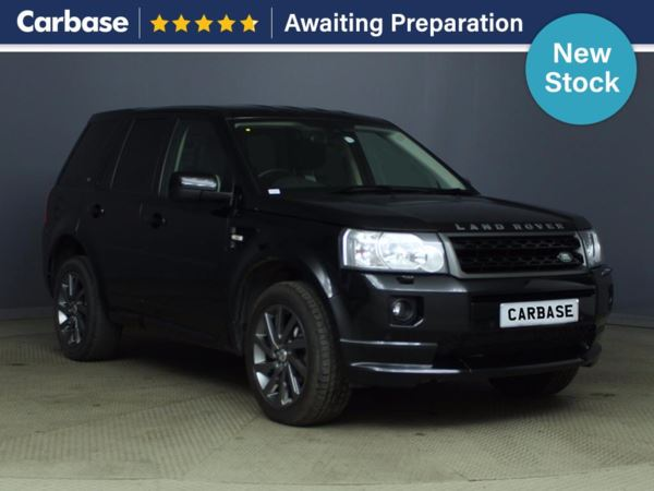 (2011) Land Rover Freelander 2.2 SD4 Sport LE 5dr Auto - SUV 5 Seats Satellite Navigation - Luxurious Leather - Bluetooth Connection
