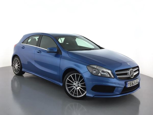 (2013) Mercedes-Benz A Class A180 CDI BlueEFFICIENCY AMG Sport 5dr Bluetooth Connection - £20 Tax - Rain Sensor - Cruise Control - Air Conditioning